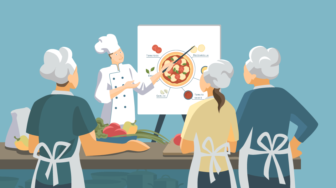 Supervising Food Safety in Catering