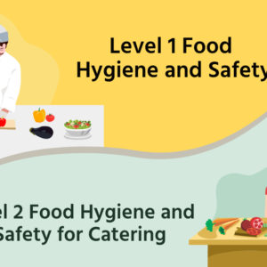 Food Hygiene Level 1 and 2