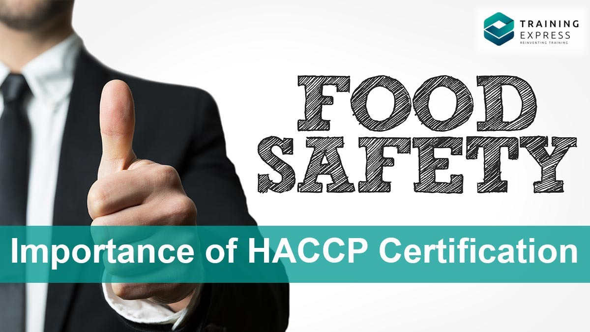 importance of HACCP Certification