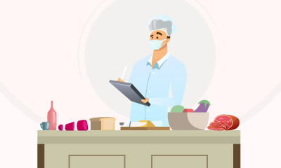 Food Safety Management: Food Safety Supervision, Food Hygiene, and Cleaning