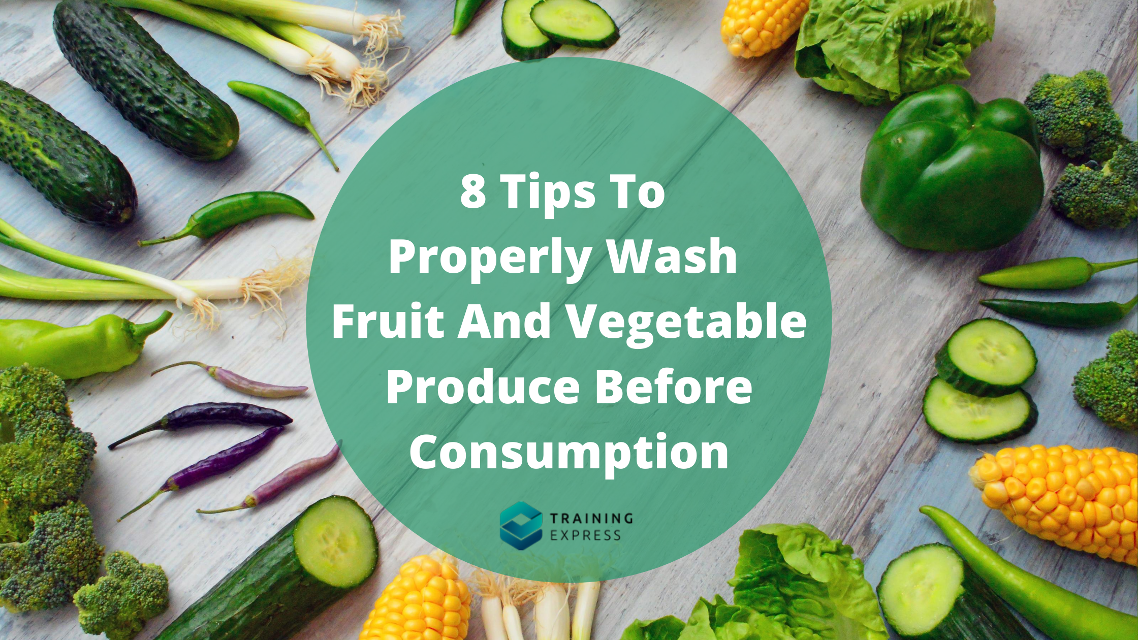 Tips To Properly Wash Fruit And Vegetable