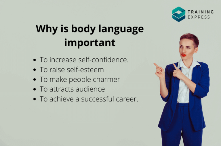 Why is body language important