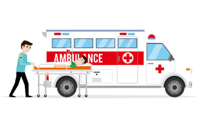 Ambulance and Emergency Care Assistant
