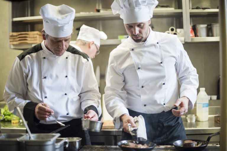 Personalities that suit sous chef jobs